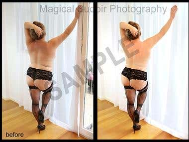 Photo enhancement