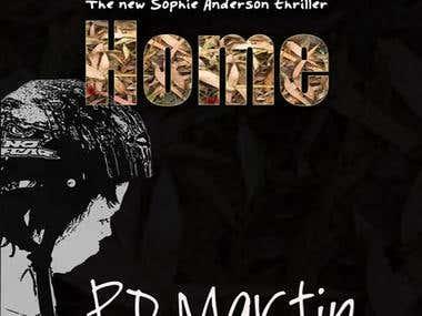 E Book - Cover Design