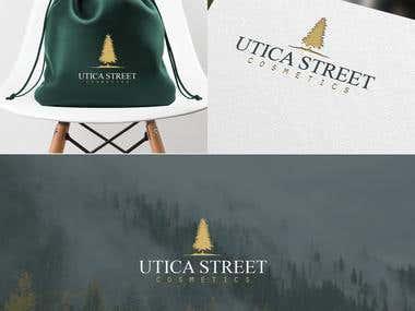 Utica Logo Design