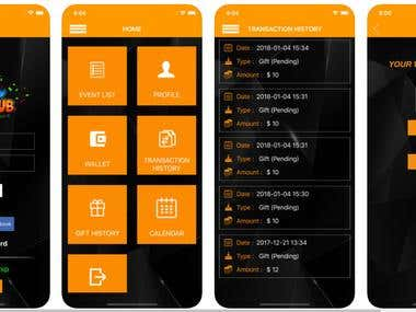 iOS & Android Mobile App