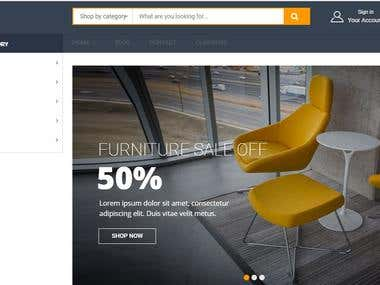 Multi vender site
