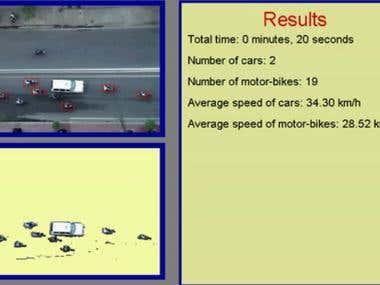 traffic detect