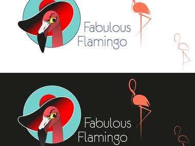 Logo for Fabulous Flamingo