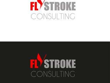 Logo for Fly Stroke
