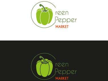 Logo for Green Pepper Market
