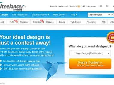 Translating Freelancer.com