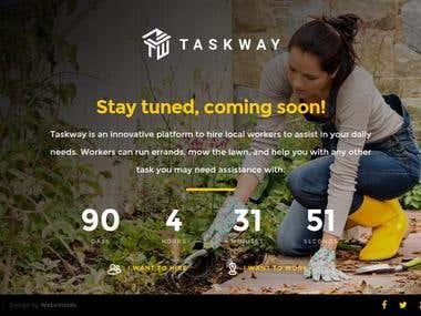 taskway coming soon