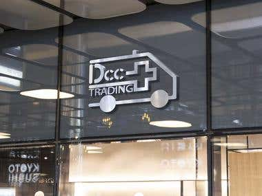 Logo for DCC Trading