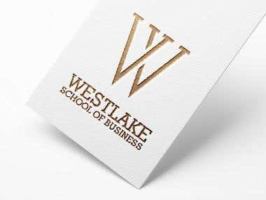 Westlake School Logo Design