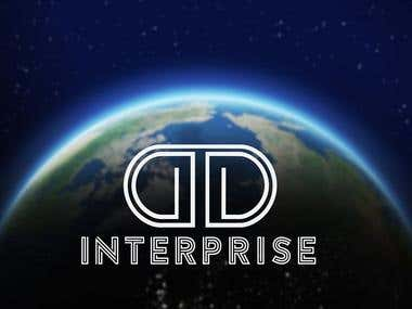 DD Enterprise(Logo Project)