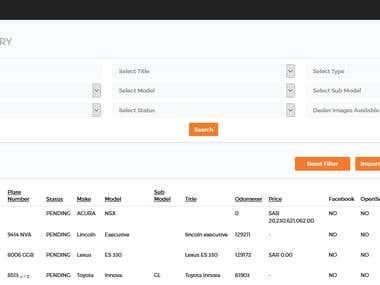 Automax Website & Admin Portal