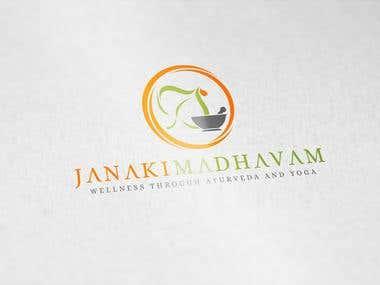 Janakimadhavam Logo