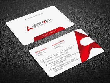 annexim business card