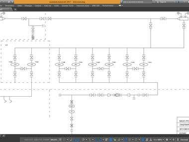 Electrical Drafting in AutoCAD