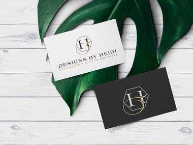 Designs by Heidi