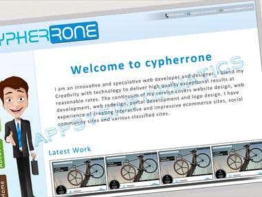 Portfolio of Client Rone