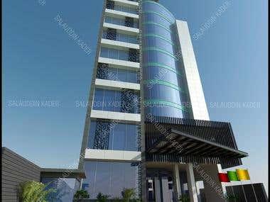 5 Star Hotel Design Project