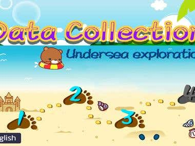 Education Game - Data Collection