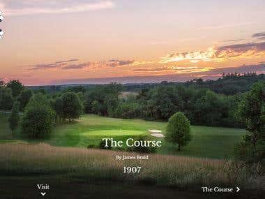 Golf Club Site