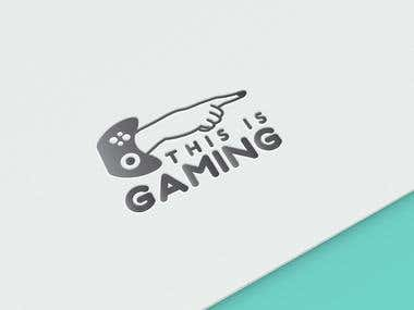 Logo for This Is Gaming