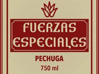 MEzcal Label