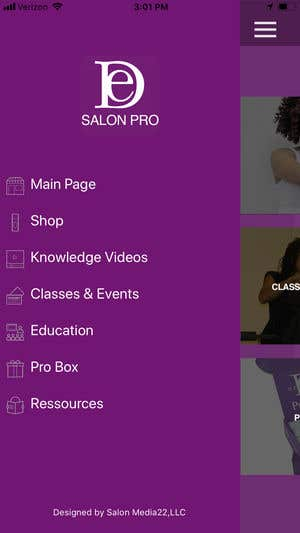 DE Salon Pro - Xamarin (Android & iPhone)
