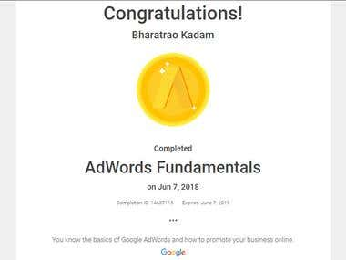 Google Adwords Fundamental