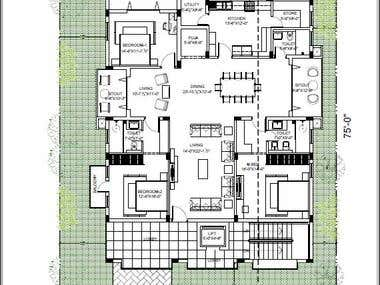 Floor Plan - Project 2