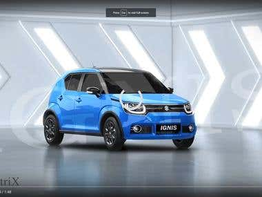 Maruti Ignis Promotional video