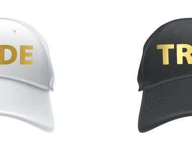 Bride & Tride Cap design