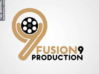 Logo for Fusion9 Production