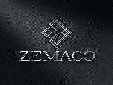 Zemaco logo Design