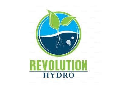 Revolution Hydro logo