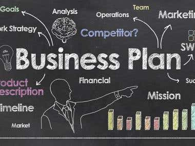 Business Plan, Writing & Research