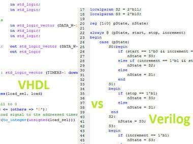 VHDL & Verilog
