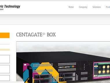 Centagate Box Project