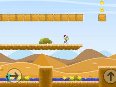 "Android Game ""Zalex Adventure"""