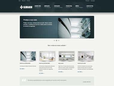 Website blindabem.com