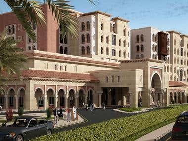 Hospital UAE