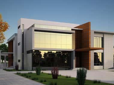 Villa - UAE
