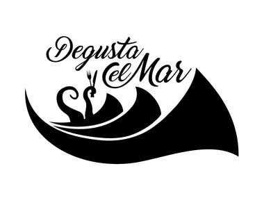 Logotipo de tienda Degusta el Mar