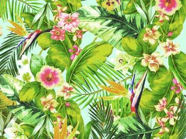 Tropical Florals