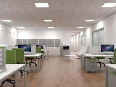 Offices for chemical company - Oman