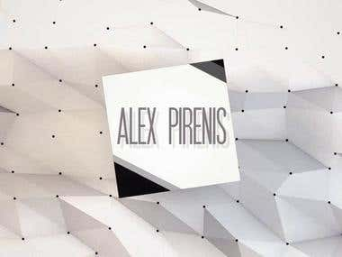 Alex Pirenis Motion Graphics Reel 2012