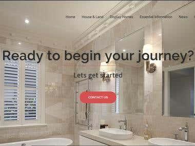 home designing website