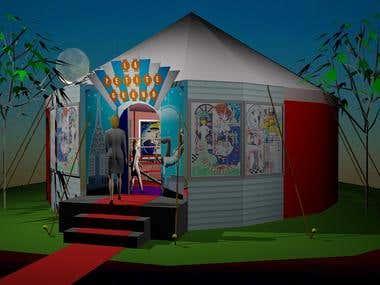 Speigel Tent