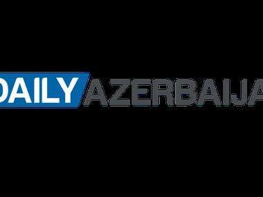 DAILY AZERBAIJAN LOGO