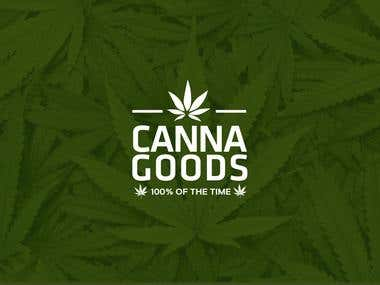 Logo design for Marijuana Products