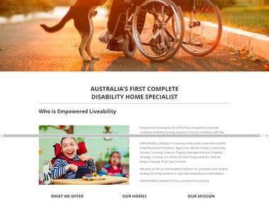 Divi Website Development