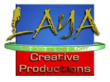 Logo for LAYA Creative Productions